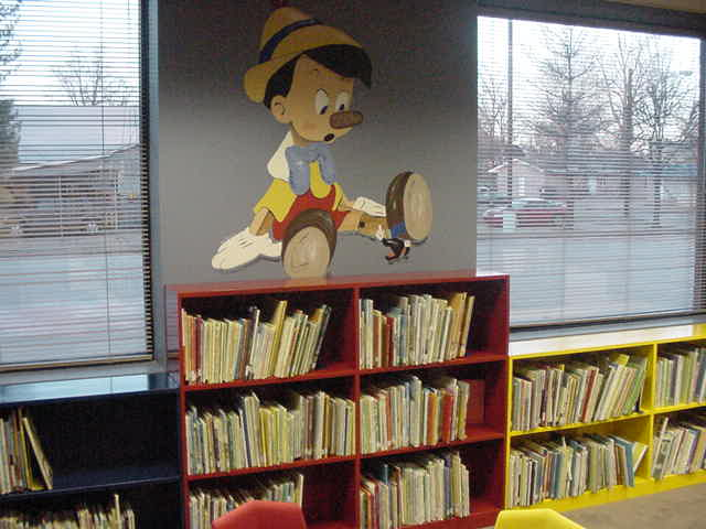 Childrens Reading Room
